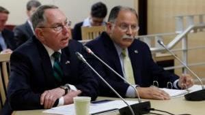 Sen. Roth, Asm. Medina Testify for Funding for UCR Medical School