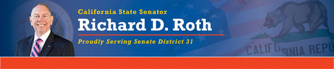 Senator Richard D. Roth